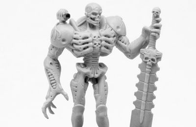 AGORA Miniatures, Exterminator (preview).