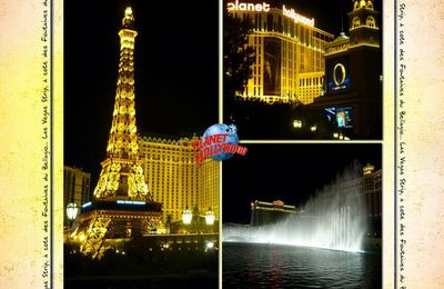 le Planet Hollywood aux U.S.A.