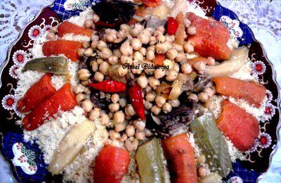 Recette de Couscous Marocain