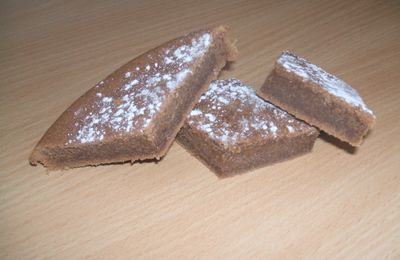 Brownie Philadelphia Milka