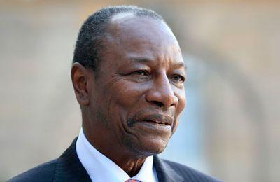Guinée: le président Condé sort indemne d'une attaque contre sa résidence
