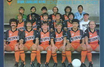 1982-83, la première des plus belles années