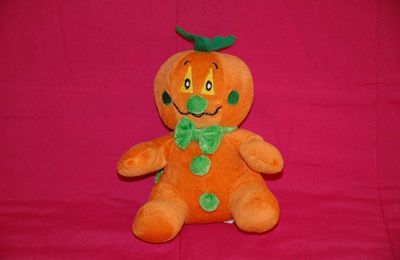 Peluche Halloween - Fizzy Creation