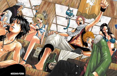 [Manga] Critique de Fairy Tail