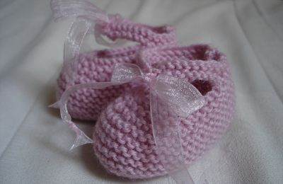 Chaussons Layette