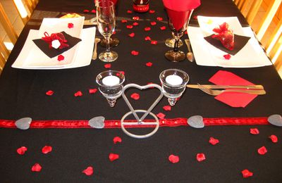 Table St Valentin 2011