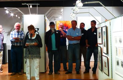 ACCALMIE LE VERNISSAGE