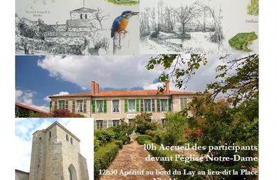 14 Juin 2014: visite de La Réorthe