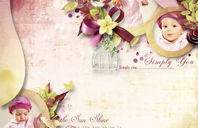 Template Romance by Mimi concept free