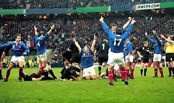 EPIC GAME 1: France vs New Zealand (Rugby World Cup 1999)
