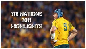 Tri Nations 2011 : Highlights