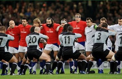 EPIC GAME 3: France v New Zealand (Rugby World Cup 2007)