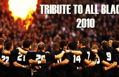 Tribute to All Blacks 2010: Blacks are Back!!