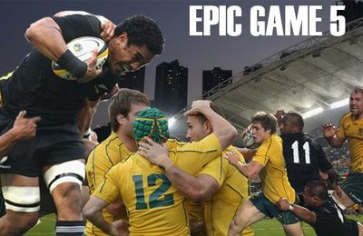 EPIC GAME 4: New Zealand v Australia (Hong Kong 2010)