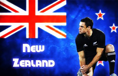 Rugby World Cup 2011 Preview : New Zealand