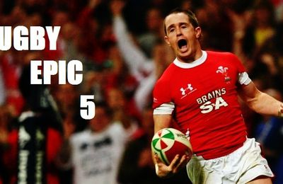 RUGBY EPIC 5