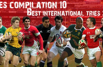 Tries Compilation 10: Best International Tries of the Year 2010