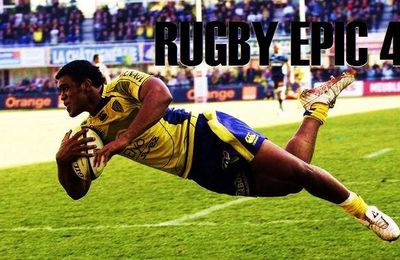 RUGBY EPIC 4: Top 14 2010-2011 Trailer