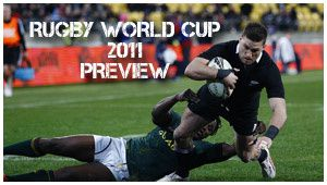 Rugby World Cup 2011 : Preview