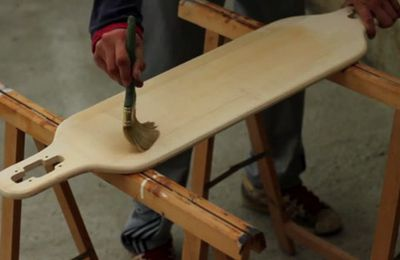 How a Board is made