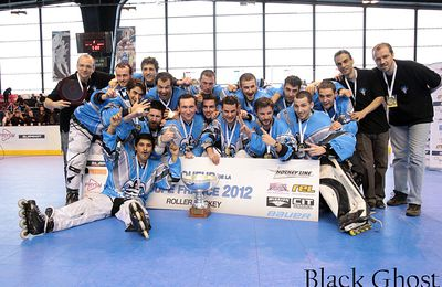 Coupe de France de roller hockey : Villeneuve la flamboyante