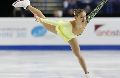 Championnats d'Europe de patinage : Kostner sans surprise
