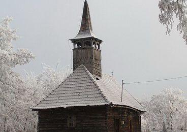 Biserica de lemn din Hărcana - starea actuală
