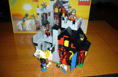 LEGO 6067 : Guarded INN
