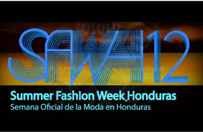 Summer Fashion Week Honduras 2012