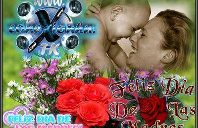 Feliz Día De Las Madres ..!!