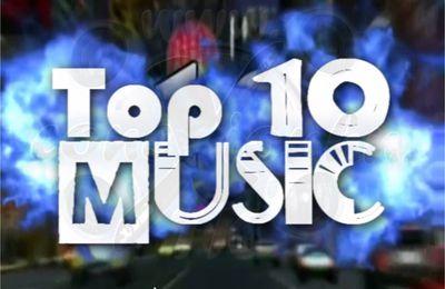 Conexion HN Top 10 Music Junio 2012