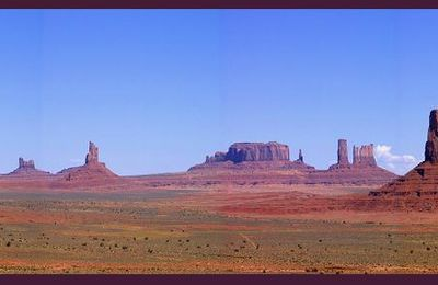 ETE 2005 : Jour 4 / Monument Valley