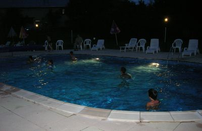 Waterpolo Nocturne