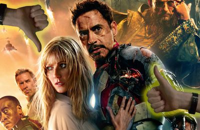 Critique Amergame : Iron Man 3