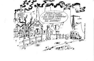 FRANCE NATURE ENVIRONNEMENT : L'air pur serait un droit ...