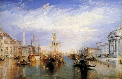 William Turner. Maler der Elemente