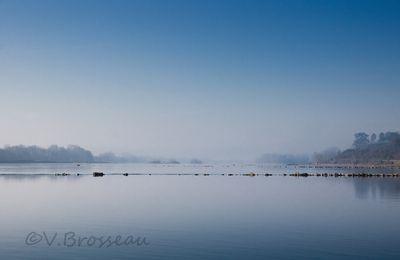 La Loire bleue