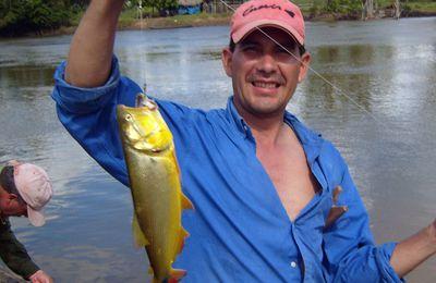 Pesca del DORADO