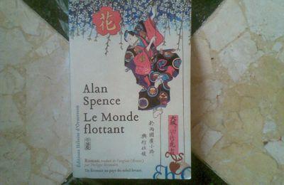 Alan Spence, Le monde flottant, Ed. Héloïse d'Ormesson, Paris, 2010.