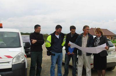 Commenailles: 205 050 euros sur le réseau d'eau potable pour plus de pression au robinet