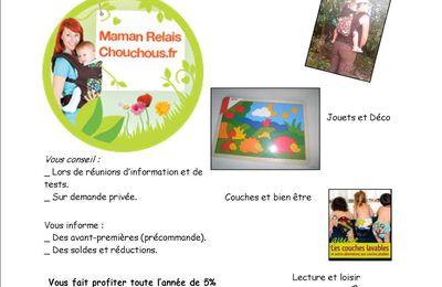 Relais Maman Chouchous