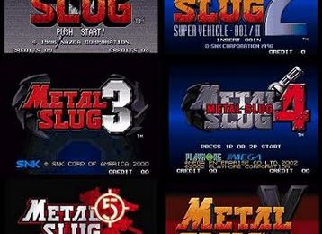 Superpack Metal Slug