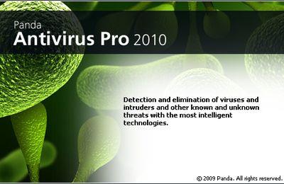 Panda Antivirus Pro 2010 full