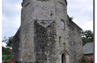 Mesnil au Val et Gilles de Gouberville : la tour de Barville