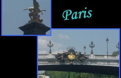 Paris dans les yeux de ma fille
