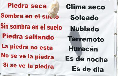 Système de météo à la mexicaine