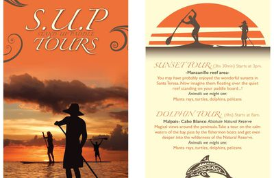 Pacifica presenta Stand - up paddle Tours