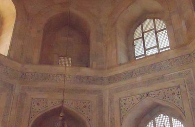 Taj Mahal (5) - intérieur