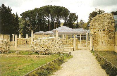 SICILE...Piazza Armerina... Les mosaïques de la Villa Romaine du Casale