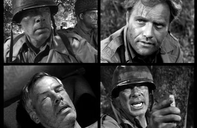 """THE BRIDGE AT CHALONS"" : Lee Marvin dans ""Combat !"""